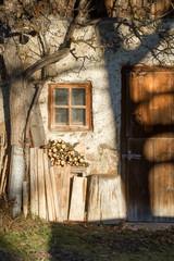 Alter Bauernhof - Scheune