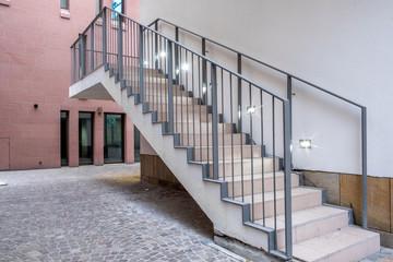 Treppe Gebäude