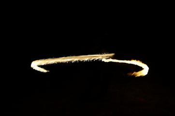 Fuego circulo