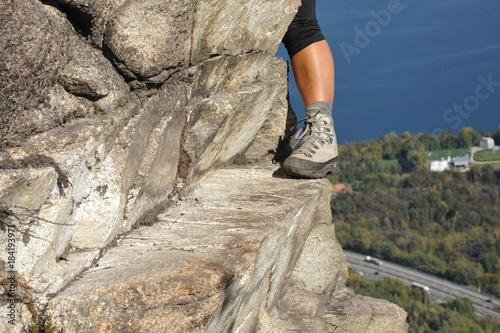 Klettersteig Via Ferrata : Raonline schweiz engelberg ow klettersteige via ferrata