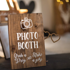 Pancarte Photobooth
