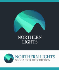 Logotype of Aurora, Northern Lights