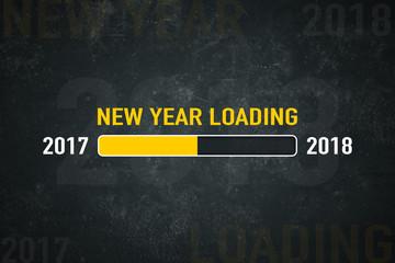 "Ladebalken 2017/2018: ""New Year Loading"""