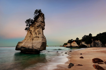 Foto op Textielframe Cathedral Cove Cathedral Cove Coromandel Peninsula New Zealand