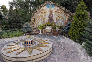 Star14-point of Bethlehem, Christmas Stars birthplace of Jesus Christ.