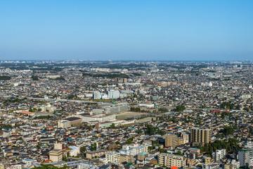 千葉県 市街地の眺め2