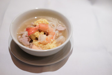 Seafood suki yaki
