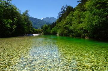 Landscape a river