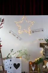 Photo booth de Noël