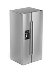 Side-by-side refrigerator