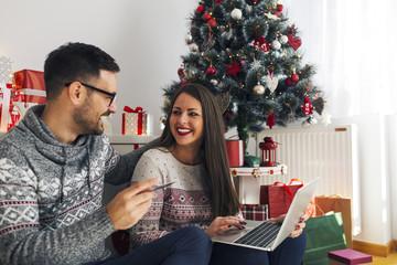 Buying Christmas presents