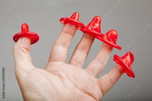 sex kontaktbörse gummihandschuh als kondom