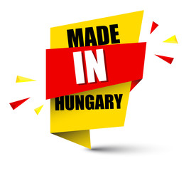 banner made in hungary