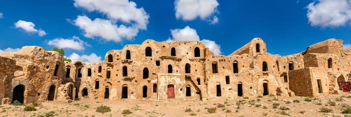 Keuken foto achterwand Tunesië Ksar Ouled Abdelwahed at Ksour Jlidet village in South Tunisia