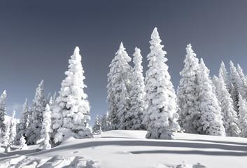 Ridgeline Snow