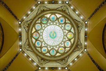 Massachusetts State House Rotunda