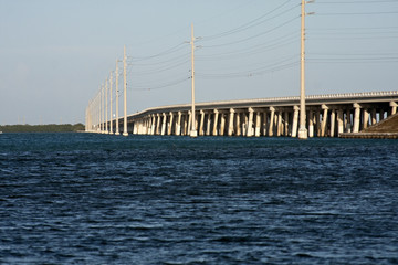 Bridge View in the Keys