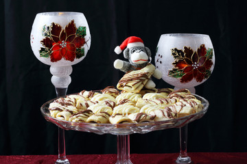 Holiday Cookie Monkey