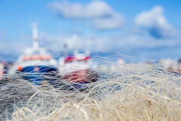 Boats and Nets