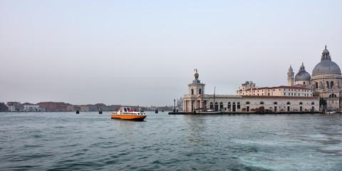 Venice at sunrise, Italy