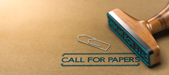 Call for Papers or Abstracts for Conference, Workshop or Meeting