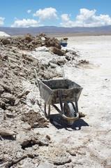 Transport du sel