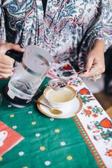 Tea for Christmas