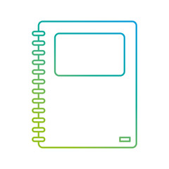 Isolated notebook design