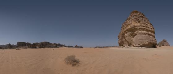 Saudi Desert Rocks
