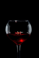 wineglass trip