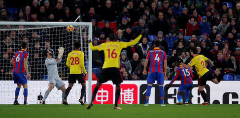 Premier League - Crystal Palace vs Watford