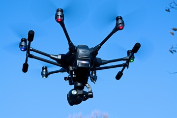 Drone Safety - Airport Incursions - Drone Technologies - Practical Applications - Silent Spy - Blue Sky