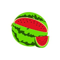 Watermelon vector design