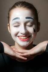 Smiling mim