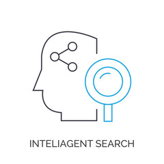 intelligent search icon