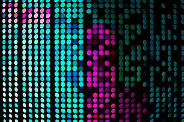 abstract bokeh digital background for celebrate festival