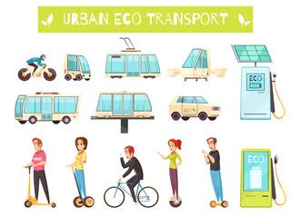 Eco Transport Set