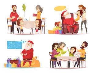 Christmas 2x2 Design Concept