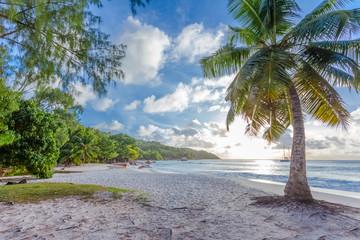 plage d'anse Lazio, Pralin, Seychelles