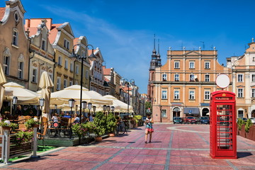 Opole, Marktplatz