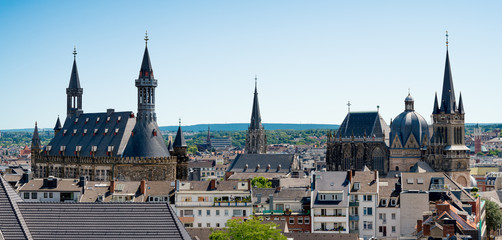 Fototapete - Aachen