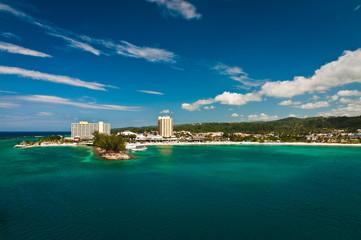 Kingston coastline