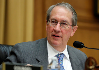 Chairman of the House Judiciary Committee Bob Goodlatte (R-VA) speaks in Washington