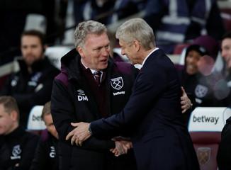 Premier League - West Ham United vs Arsenal