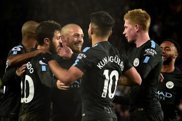 Premier League - Swansea City vs Manchester City