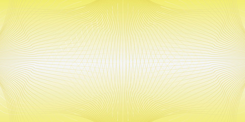 yellow interwoven lines on a yellow gradient