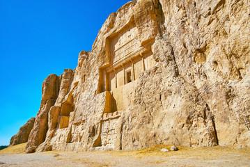 Tombs of Persian Kings, Naqsh-e Rustam, Iran