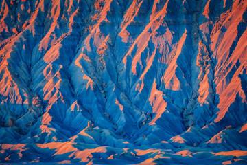 Wall Mural - Desert Badlands