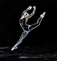 Disegno ballerina