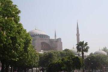 Basilique Sainte-Sophie - Turquie